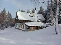 Baita v zimě - Branná