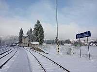 naše nádraží - ubytování Branná