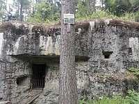 naučná stezka k bunkrům - Branná