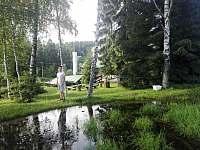 rybníček u chalupy - Branná