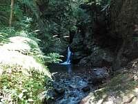 u Nýznerovských vodopádů - Branná