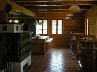 Chata Vindoška jídelna