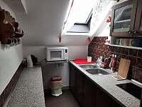 Kuchyňka - Velké Vrbno