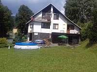 ubytování  v penzionu na horách - Velké Vrbno