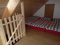 Půdní pokojík pro děti