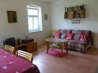 Krbová místnost - chalupa ubytování Ondřejovice