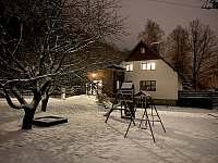 ubytování na Jesenicku Apartmán na horách - Horní Lipová