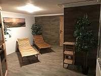 Sauna - apartmán k pronajmutí Horní Lipová