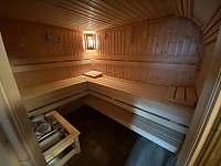 Sauna - Horní Lipová