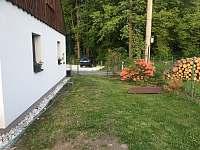 Letní pohled - chalupa ubytování Bělá pod Pradědem - Adolfovice