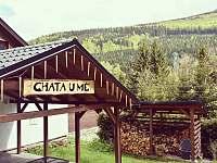 Chata ubytování v obci Pustá Rudná