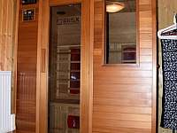 sauna - chata k pronajmutí Kouty nad Desnou