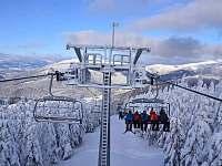 Ski areál Kouty -