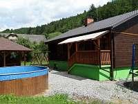 Levné ubytování Bazén Šumperk - Aquacentrum Chata k pronajmutí - Štědrákova Lhota
