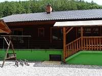 Štědrákova Lhota - chata k pronajmutí - 2