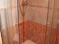 Koupelna - chalupa k pronájmu Dolní Morava