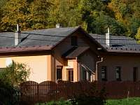 ubytování  v penzionu na horách - Loučná nad Desnou