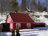 Chata k pronajmutí - zimní dovolená Ostružná