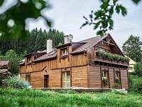 Chata Komňátka - ubytování Bohdíkov