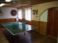 Domeček Karlov - chata - 16