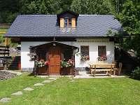 Chata k pronájmu - dovolená Rybník Andělská Hora rekreace Karlov pod Pradědem