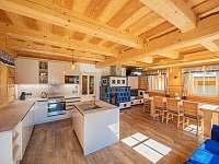 Kuchyň a posezení - Kouty nad Desnou