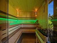 Sauna - pronájem chalupy Kouty nad Desnou