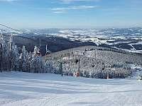 ski areál v Ramzové