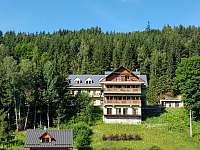 Apartmán na horách - zimní dovolená Karlov pod Pradědem