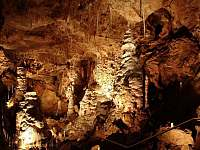 Jeskyně Na Pomezí - Horní Lipová