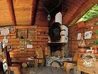 Lesní bar - Horní Lipová - chalupa k pronájmu