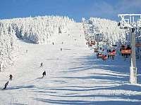 Ski Ramzová - pronájem chalupy Horní Lipová
