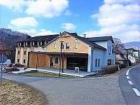 Apartmán na horách - okolí Pekařova