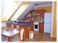 Apartmán U Náměstí v Jeseníku - kuchyň - ubytování Jeseník