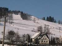 Apartmán na horách - zimní dovolená Kunčice