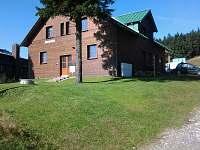 Chata v létě - ubytování Červenohorské sedlo