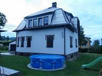 Vila na horách - dovolená Bazén Jeseník - Priessnitz rekreace Bělá pod Pradědem