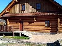 Srub k pronajmutí - dovolená Lom Vaněk rekreace Lipová-lázně