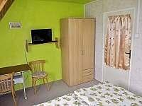 horní 2-lůžkový pokoj