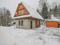 Chata ubytování v obci Horní Morava