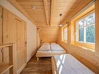 Pokoj 1 s manželskou a samostatnou postelí - Kouty nad Desnou