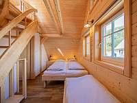 Pokoj 2 s manželskou a samostatnou postelí - Kouty nad Desnou