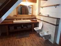 Koupelna podkroví