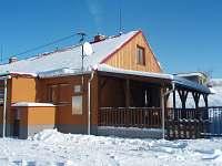 Chata k pronájmu - zimní dovolená Kunčice pod Kralickým Sněžníkem