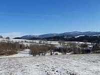 Výhled nad chalupou - Šléglov