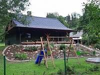 Chata k pronajmutí - zimní dovolená Šléglov