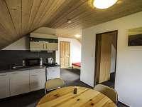 čtyřlůžkový apartmán