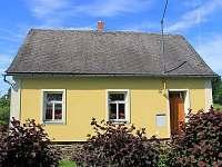 Chalupa k pronájmu - chalupa ubytování Albrechtice u Rýmařova - 2