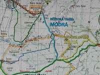 značené trasy - Moravský Karlov