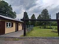 Camp Club Bušín - chatky k pronajmutí